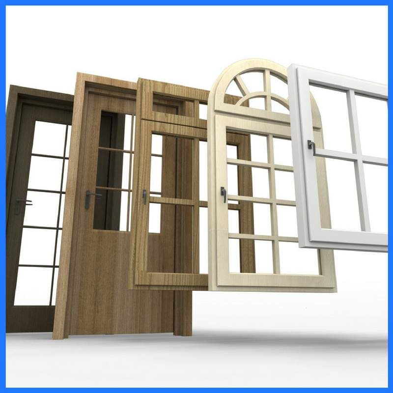 Windows and Doors For Home